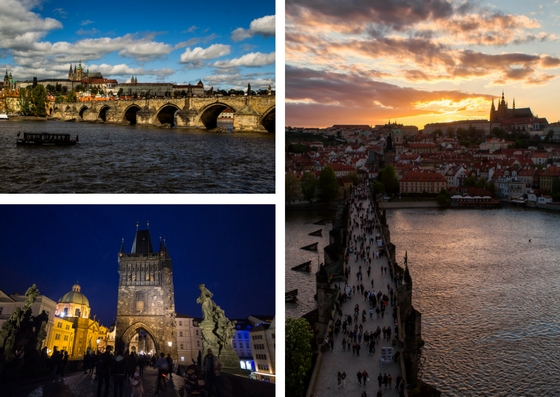 Praga w Weekend - Most Karola